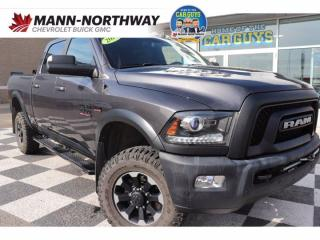 Used 2018 RAM 2500 Power Wagon | No Accidents, Park Sensors. for sale in Prince Albert, SK