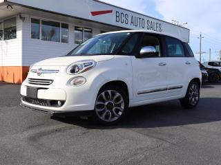 Used 2015 Fiat 500 L 500 Lounge for sale in Vancouver, BC