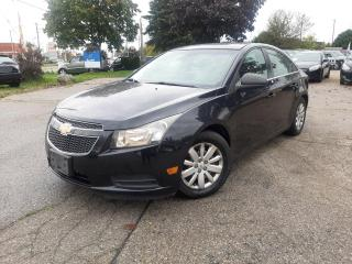 Used 2011 Chevrolet Cruze 2LS for sale in Kitchener, ON