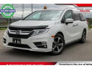Used 2020 Honda Odyssey EX-L Leather Sunroof Backup Camera for sale in Whitby, ON