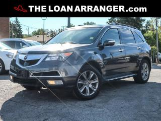 Used 2010 Acura MDX for sale in Barrie, ON