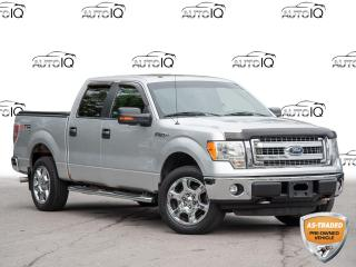 Used 2013 Ford F-150 XLT SELLING AS IS PRE-OWNED   CLEAN CARFAX for sale in St Catharines, ON