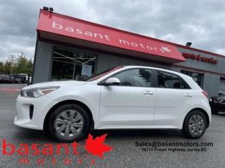 Used 2019 Kia Rio 5-Door LX+ Auto for sale in Surrey, BC