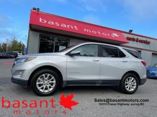Used 2020 Chevrolet Equinox LT, Backup Cam, Heated Seats, Alloy Wheels!! for sale in Surrey, BC