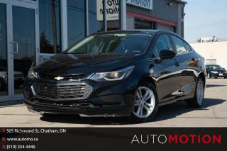 Used 2018 Chevrolet Cruze LT AUTO for sale in Chatham, ON
