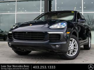 Used 2016 Porsche Cayenne w/ Tip for sale in Calgary, AB