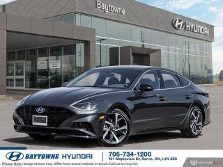 New 2022 Hyundai Sonata SPORT for sale in Barrie, ON