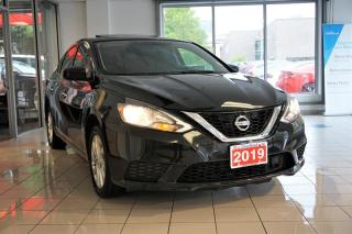 Used 2019 Nissan Sentra 1.8 SV CVT for sale in Burnaby, BC
