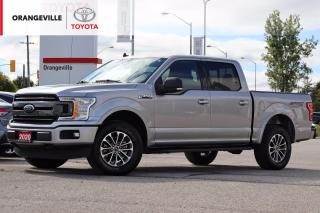 Used 2020 Ford F-150 XLT 4x4, HEATED SEATS, PANORAMIC SUNROOF, APPLE CARPLAY, BACK-UP CAMERA,ONE OWNER, CLEAN CARFAX for sale in Orangeville, ON
