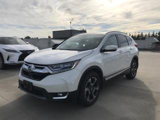 Used 2018 Honda CR-V Touring AWD for sale in Richmond, BC