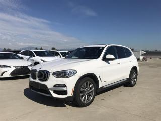 Used 2018 BMW X3 xDrive30i for sale in Richmond, BC