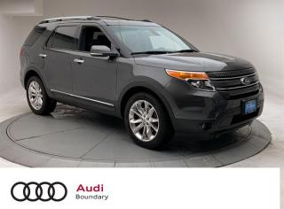 Used 2015 Ford Explorer LIMITED for sale in Burnaby, BC