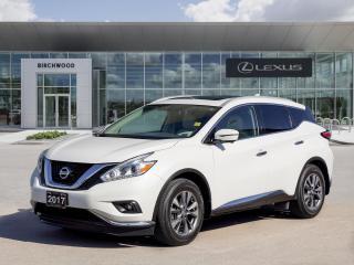 Used 2017 Nissan Murano SL AWD | Carplay | Pano Roof for sale in Winnipeg, MB