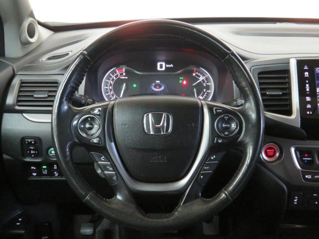 2017 Honda Pilot Touring AWD Nav Leather Sunroof DVD P.Sensors