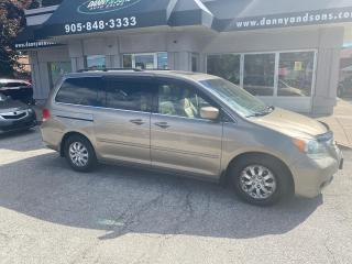 Used 2010 Honda Odyssey EX-L for sale in Mississauga, ON