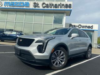 Used 2020 Cadillac XT4 AWD Sport for sale in St Catharines, ON