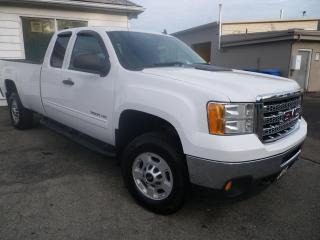 Used 2012 GMC Sierra 2500 SLE  EXT CAB for sale in Fort Erie, ON
