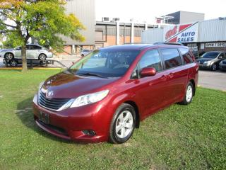Used 2014 Toyota Sienna LE ~ 8 PASSENGER ~ POWER DOORS ~ LOW KM for sale in Toronto, ON