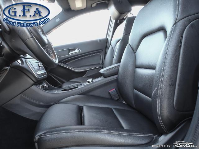 2018 Mercedes-Benz GLA 250 PREMIUM, 4MATIC, LEATHER SEATS, PANROOF,BLIND SPOT Photo8