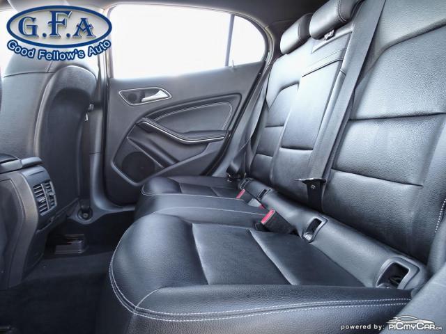 2018 Mercedes-Benz GLA 250 PREMIUM, 4MATIC, LEATHER SEATS, PANROOF,BLIND SPOT Photo9
