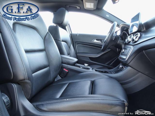 2018 Mercedes-Benz GLA 250 PREMIUM, 4MATIC, LEATHER SEATS, PANROOF,BLIND SPOT Photo10