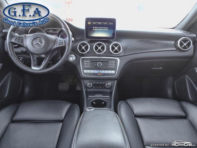 2018 Mercedes-Benz GLA 250 PREMIUM, 4MATIC, LEATHER SEATS, PANROOF,BLIND SPOT Photo11