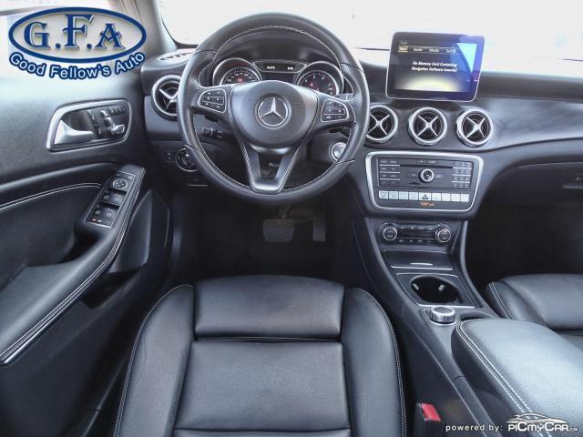 2018 Mercedes-Benz GLA 250 PREMIUM, 4MATIC, LEATHER SEATS, PANROOF,BLIND SPOT Photo12