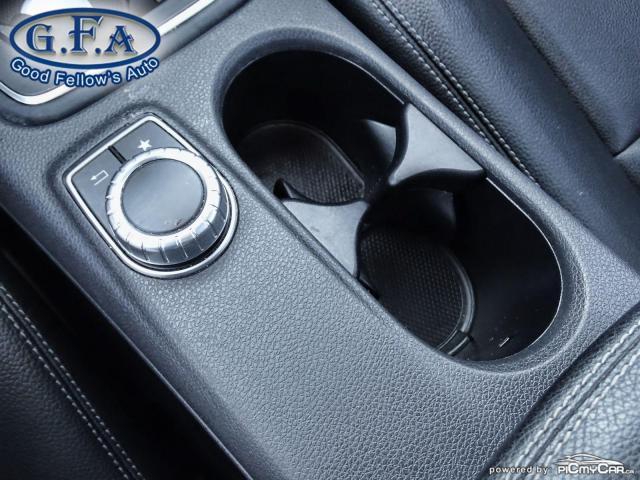 2018 Mercedes-Benz GLA 250 PREMIUM, 4MATIC, LEATHER SEATS, PANROOF,BLIND SPOT Photo14