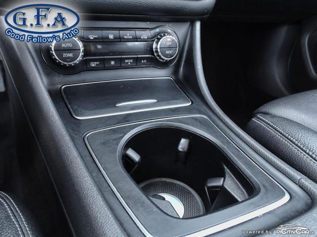 2018 Mercedes-Benz GLA 250 PREMIUM, 4MATIC, LEATHER SEATS, PANROOF,BLIND SPOT Photo15