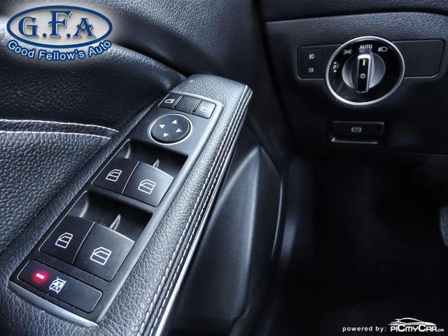 2018 Mercedes-Benz GLA 250 PREMIUM, 4MATIC, LEATHER SEATS, PANROOF,BLIND SPOT Photo18