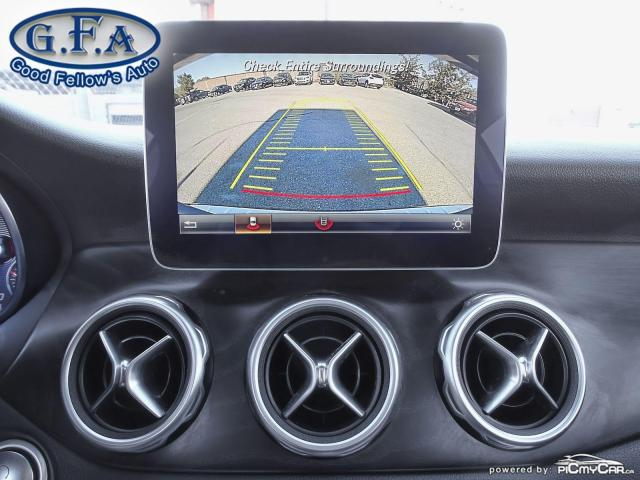 2018 Mercedes-Benz GLA 250 PREMIUM, 4MATIC, LEATHER SEATS, PANROOF,BLIND SPOT Photo20