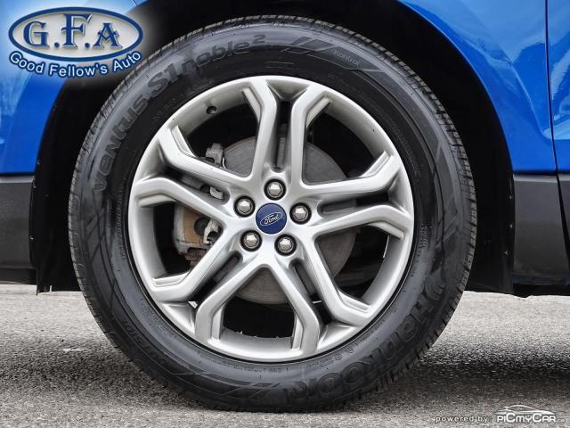 2018 Ford Edge TITANIUM, LEATHER SEATS, NAVI, 2.0L TURBO, LDW Photo6