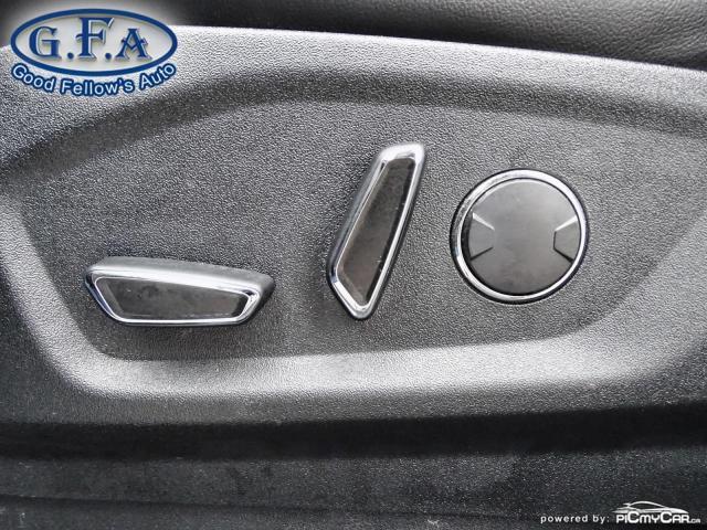 2018 Ford Edge TITANIUM, LEATHER SEATS, NAVI, 2.0L TURBO, LDW Photo8