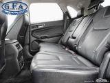 2018 Ford Edge TITANIUM, LEATHER SEATS, NAVI, 2.0L TURBO, LDW Photo29