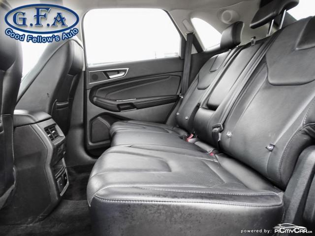 2018 Ford Edge TITANIUM, LEATHER SEATS, NAVI, 2.0L TURBO, LDW Photo9