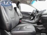 2018 Ford Edge TITANIUM, LEATHER SEATS, NAVI, 2.0L TURBO, LDW Photo30