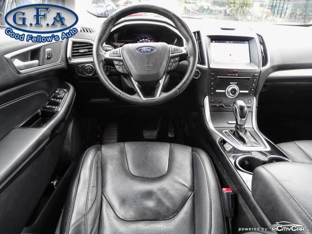 2018 Ford Edge TITANIUM, LEATHER SEATS, NAVI, 2.0L TURBO, LDW Photo13