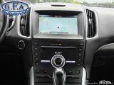 2018 Ford Edge TITANIUM, LEATHER SEATS, NAVI, 2.0L TURBO, LDW Photo34