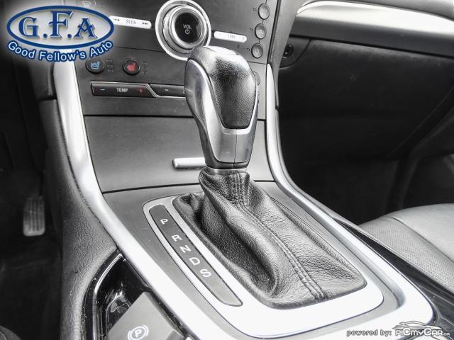 2018 Ford Edge TITANIUM, LEATHER SEATS, NAVI, 2.0L TURBO, LDW Photo15