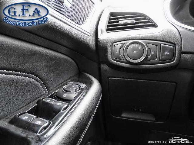 2018 Ford Edge TITANIUM, LEATHER SEATS, NAVI, 2.0L TURBO, LDW Photo17