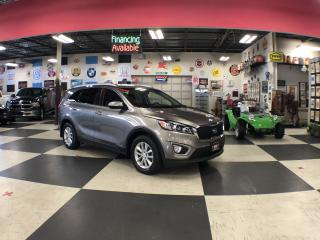 Used 2018 Kia Sorento LX V6 AWD AUT0 A/C P/SEAT H/SEATS CRUISE CAMERA for sale in North York, ON