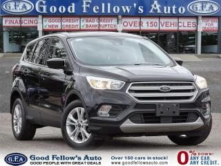 Used 2019 Ford Escape SE MODEL, REARVIEW CAMERA, HEATED SEATS, BLUETOOTH for sale in Toronto, ON