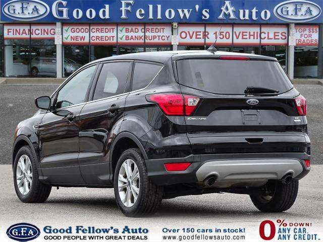 2019 Ford Escape SE MODEL, REARVIEW CAMERA, HEATED SEATS, BLUETOOTH Photo5