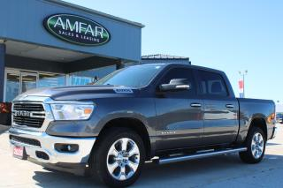 Used 2020 RAM 1500 Big Horn for sale in Tilbury, ON