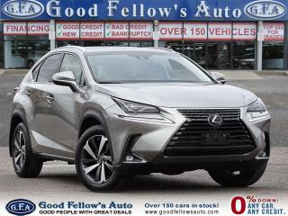 Used 2018 Lexus NX EXECUTIVE PKG, AWD, NAVI, REARVIEW CAMERA, SUNROOF for sale in Toronto, ON