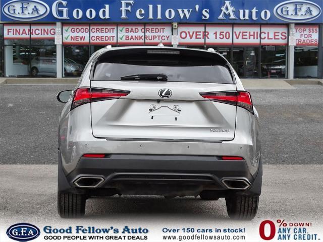 2018 Lexus NX EXECUTIVE PKG, AWD, NAVI, REARVIEW CAMERA, SUNROOF Photo4