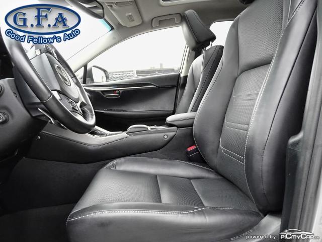 2018 Lexus NX EXECUTIVE PKG, AWD, NAVI, REARVIEW CAMERA, SUNROOF Photo8