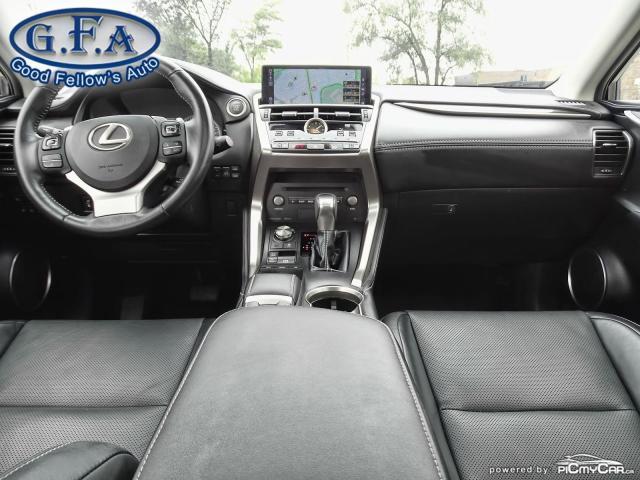 2018 Lexus NX EXECUTIVE PKG, AWD, NAVI, REARVIEW CAMERA, SUNROOF Photo13