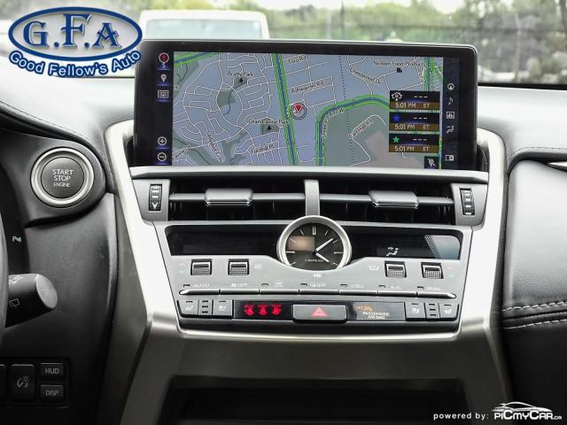 2018 Lexus NX EXECUTIVE PKG, AWD, NAVI, REARVIEW CAMERA, SUNROOF Photo15