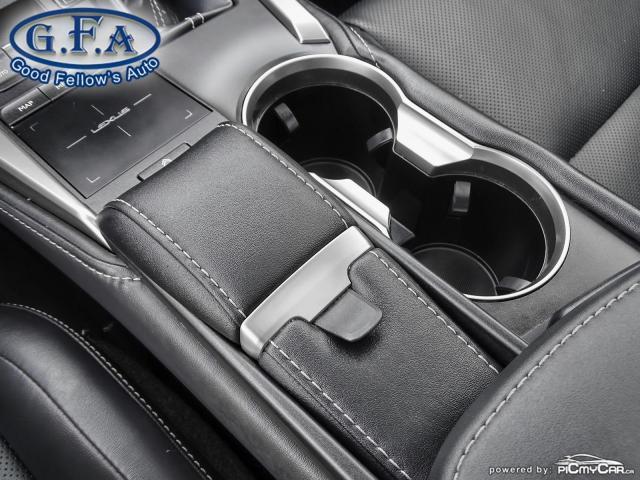 2018 Lexus NX EXECUTIVE PKG, AWD, NAVI, REARVIEW CAMERA, SUNROOF Photo16